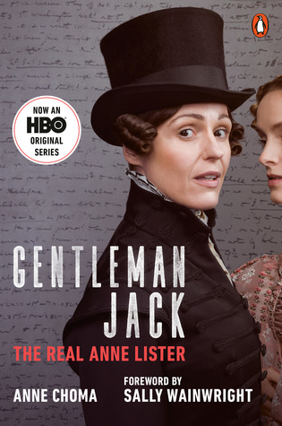 Gentleman Jack: The Real Anne Lister - book cover