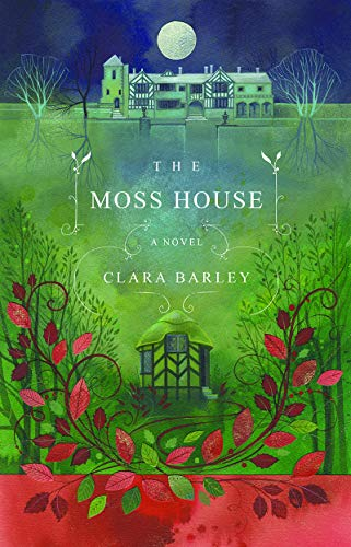 The Moss House - book cover
