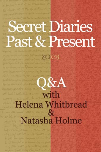 Secret Diaries Past & Present book cover