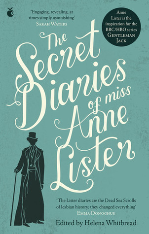 The Secret Diaries of Miss Anne Lister - book cover